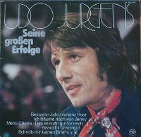 Cover Udo Jürgens - Seine großen Erfolge [1974]
